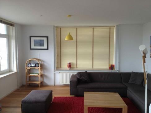 Appartement aan zee in zandvoort booklidays for Interieur appartement aan zee